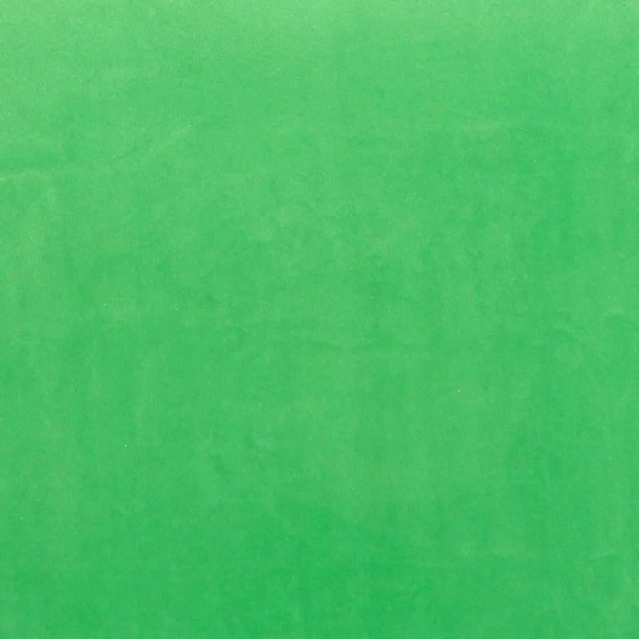 Чехол COMF-PRO Angel Chair зелёный велюр (021013)
